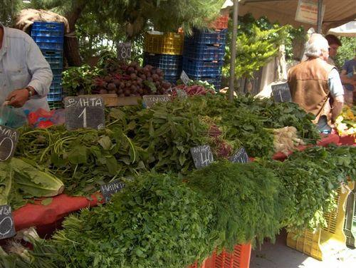 Horta stall