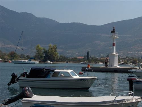 Epidavros harbour 1