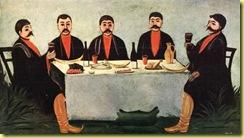pirosmani_feast_of_five_princes